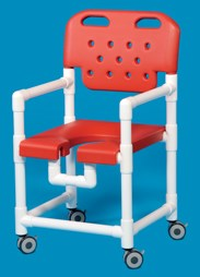 IPU promotes shower chairs