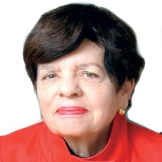 60 Seconds with Alice Rivlin, Senior Fellow, Brookings Institution