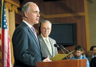 "Sen. Casey called for the report, saying a GAO investigation would ""put the Five-Star Rating program on a stronger footing."""