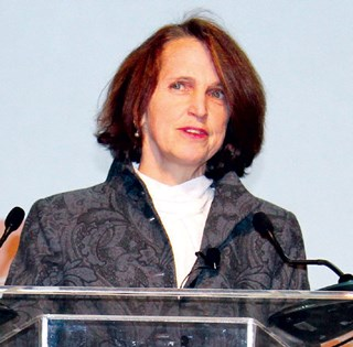 Katie Smith Sloan will be the first female top executive at LeadingAge.