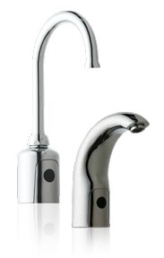 Healthcare Solutions features Chicago Faucets