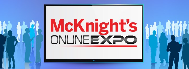 Mark your calendar: McKnight's Online Expo returns March 14-15!