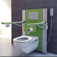 Pressalit Care receives approval for height-adjustable toilets