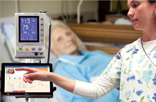 Point-of-care software can make residents' care plans available to caregivers anytime and anywhere.