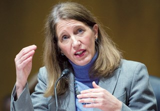 Centers for Medicare & Medicaid Services Administrator Sylvia Burwell