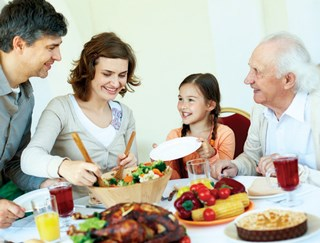 Study supports 'family' dining