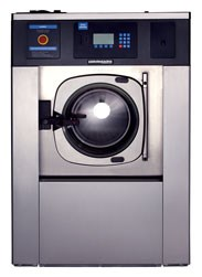 Continental Girbau's new 60-pound capacity soft-mount E-Series Washer