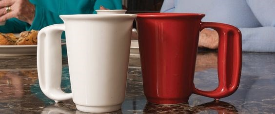 Benchmark Senior Living adopts ergonomic coffee mug