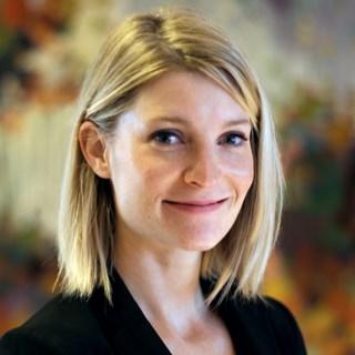 Caroline Edasis, Manager of Art Therapy, Mather LifeWays