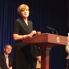 Department of Health Secretary Karen Murphy announced the plan at a press conference Tuesday
