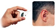 Hearing aid company promotes devices