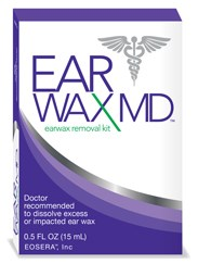Earwax impaction product released