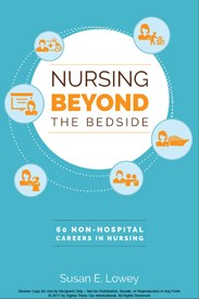 Nursing book examines non-hospital careers