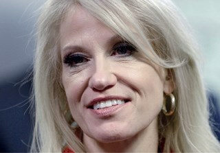 White House adviser Kellyanne Conway said block grants would allow states to better help beneficiaries. Critics counter they would hurt low-income residents.