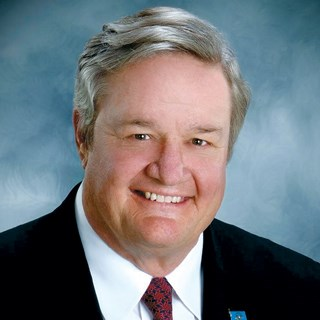 The 55% surcharge on SNF services was proposed by former Gov. Jack Dalrymple.