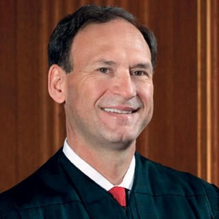 Alito: Context different from other recent arbitration cases.