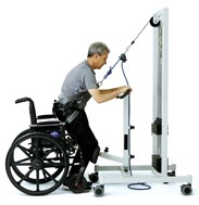 Rehabilitation equipment added to therapy suite