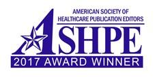 2017 ASHPE Award Winner