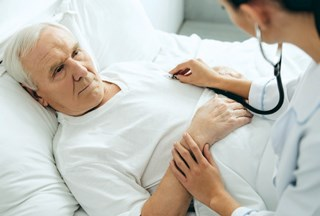 SNF residents with heart failure are more likely to return to the hospital.