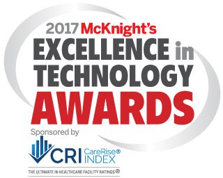2017 McKnight's Excellence in Technology Awards