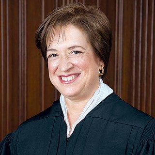 Justice Elena Kagan delivered the Supreme Court's opinion in May.