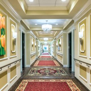 Design Decisions: Atrium Post Acute Care