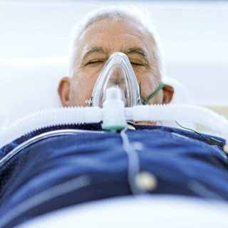 """Researchers found """"statistically nonsignificant"""" drops in trips made to the hospital."""