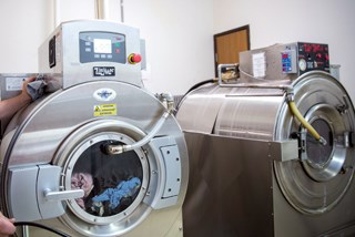 The costs of chemicals, equipment and, of course, labor are top concerns for on-premise laundry service. But advantages include being able to reclaim high standards and to mitigate geographic problems