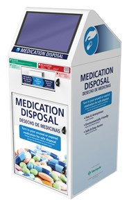 Collection kiosks offer medication option