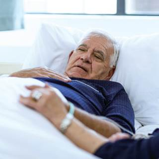 The study found a high prevalance of vitamin D deficiency among seniors.