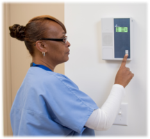 New nurse call system debuts