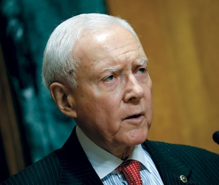 "Sen. Hatch: ""Troubled"" by abuse."