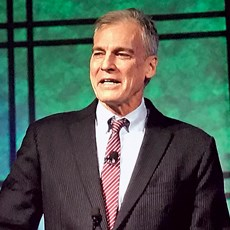 Parkinson spoke Monday morning at AHCA/NCAL's 68th Annual Conventino & Expo in Las Vegas.
