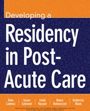 New book covers residency in post-acute care