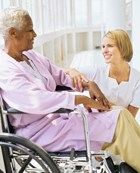 Racial disparity apparent in long-term care