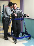 New XL gait trainer is designed for larger residents