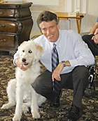 Guest Columns: A dog is a resident's best friend