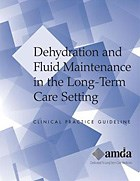 AMDA book helps providers deal with dehydration challenges