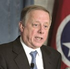 Gov. Phil Bredesen (D-TN) is concerned about healthcare reform's impact on Medicaid.