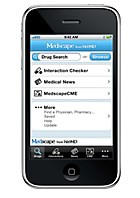 WebMD launches free mobile application