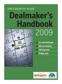 Dealmaker's Handbook 2009
