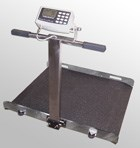 Life Systems unveils new wheelchair scale