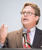 Long-term care providers can influence healthcare reform, Edward Kennedy Jr. tells association