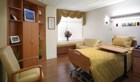 The hospitality suite: Nursing homes adopt luxurious looks for short-stay patients