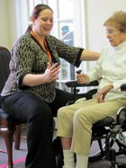 The task masters: recognizing occupational therapists during occupational therapy month