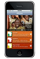 App makes it easier to solicit donations