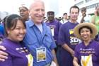SEIU president Stern: I'm clocking out soon
