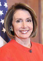 Rep. Nancy Pelosi (D-CA)