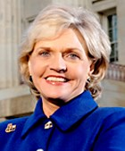 Gov. Beverly Perdue (D)
