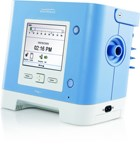 Portable ventilator provides up to six hours of life support